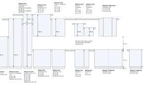 meuble cuisine dimension hauteur standard meuble cuisine meuble cuisine dimension