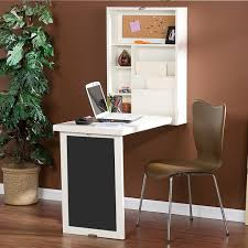 Small Apartment Desks Multifunction Computer Desk Folding Table Wall Continental