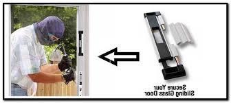 sliding glass door lock repair broken sliding glass door lock 783 wallpaper simple door