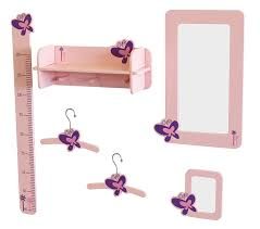 Mirrors For Kids Rooms by Kids Room Furniture Pretty Pink Butterfly Children U0027s U0027s
