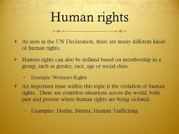 international organizations for human rights human rights april 17 1 st semester young leaders