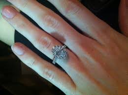 ring marriage finger real girl engagement rings stories diamond engagement