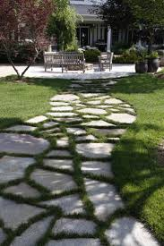 garden stone pathway designs new design gravel and stepping stones