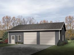 Workshop Blueprints Extra Large Two Car Garage Has Enough Room For A Work Shop And