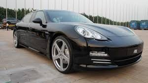 ruf porsche ruf introduces panamera xl for china