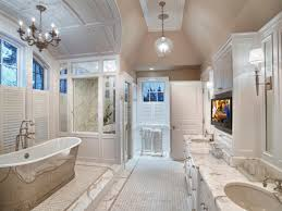 bathroom lighting fixtures hgtv romantic bathroom lighting