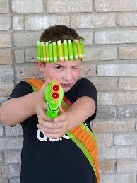 rambo headband nerf gun bullet dart holder belt rambo headband bandolier