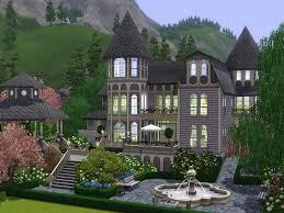Build A Victorian House Mod The Sims Wisteria Hill A Grand Victorian Estate