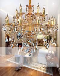 Tiffany Chandelier Aliexpress Com Buy Modern Crystal Chandelier Living Room Lustres