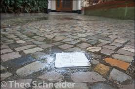 memorial stepping stones the new antisemite germany holocaust memorial stepping stones