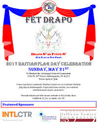 Happy Haitian Flag Day 2017 Haitian Flag Day Celebration U2013 Haitian Association Of Indiana