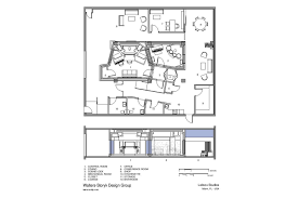 Recording Studio Floor Plan by Bamyasi Studio Wsdg