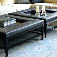 Large Ottoman Coffee Table Square Ottoman Coffee Table Large Ottoman Coffee Table