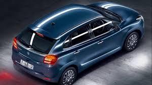 suzuki hatchback new suzuki baleno hatchback 2017 interior and exterior review