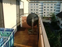 satellitensch ssel halterung balkon selfsat geländermontage satanlagen forum beratung planung und