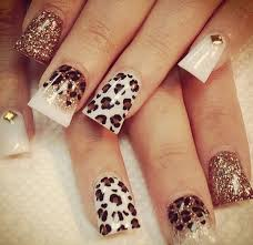 Nail Designs Cheetah 50 Cheetah Nail Designs Cheetah Nail Cheetah Nail Designs And