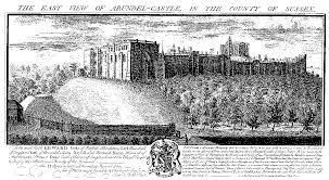 arundel castle floor plan arundel british history online