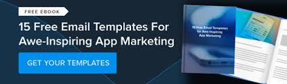 the power of app email marketing 15 free templates localytics
