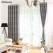 popular gray striped curtains buy cheap gray striped curtains lots