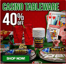 Poker Party Decorations Casino Party Supplies Las Vegas Party Supplies Casino Party