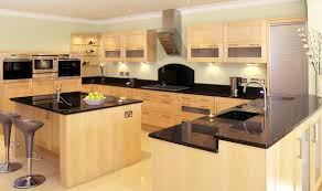 designer kitchen furniture endearing large fitted kitchen featuring white wooden kitchen