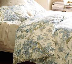 Pottery Barn Alessandra Duvet 9 Best Bedding Images On Pinterest Bedroom Blue Bedding And