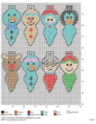 image result for free plastic canvas patterns pc