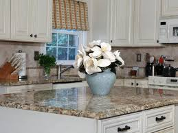 Sample Backsplashes For Kitchens Bathroom Lowes Counter Tops With Tile Backsplash And Pendant Lamp