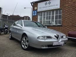 used alfa romeo 166 cars for sale with pistonheads