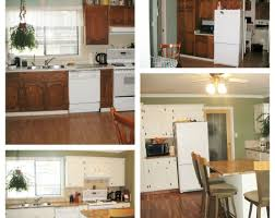 how to refinish kitchen cabinets white cabinet 50 stunning painted kitchen cabinets before and after