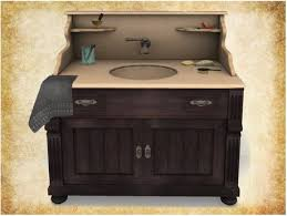 second life marketplace noctis mesh darkwood bathroom cabinet