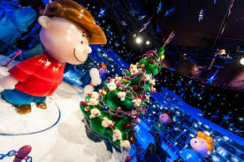 ice at gaylord palms featuring a charlie brown christmas u2022 the
