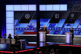 Transcript of the Democratic Presidential Debate in Miami   The     Senator Bernie Sanders and Hillary Clinton during the Democratic presidential debate in Miami on Wednesday  Credit Todd Heisler The New York Times