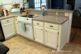 can i use chalk paint on laminate kitchen cabinets my chalk painted cabinets 4 years later how did they do