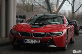 Bmw I8 O 60 - bmw i8 protonic red edition 19 december 2016 autogespot