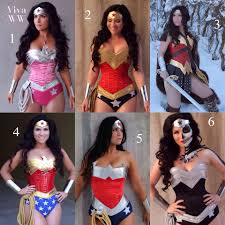 Iconic Female Characters Halloween Cary U0027s Comics Craze Viva Ww Cosplay Shares What Makes Wonder