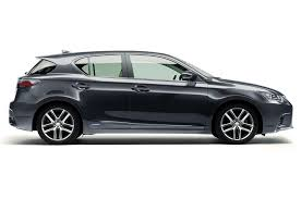 lexus hybrid ct refreshed 2014 lexus ct 200h priced at 32 960