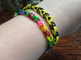 bracelet with rubber bands images How to make a simple rubber band loom bracelet snapguide jpg