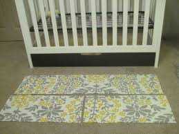 from tablecloth to crib skirt twsst
