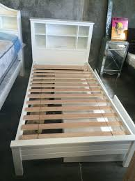White Single Bed With Storage Single Beds Goingbunks Biz