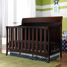 Espresso Convertible Cribs by Fisher Price Georgetown Convertible Crib In Espresso