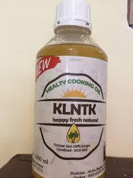 Minyak Kelapa 5 Liter detil produk minyak kelapa sehat klntk 1 liter
