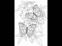 how to flower coloring pages for adults youtube