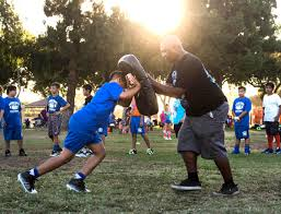 Flag Football Rules For Dummies Is Tackle Football Safe For Young Kids Questions Remain Over When