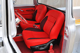 Classic Ford Truck Seat Covers - 1956 ford f 100 help from my friends