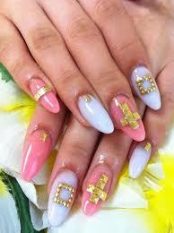 33 best uñas picudas images on pinterest stiletto nail designs