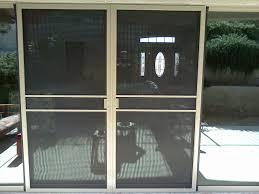 sliding glass door protection dog proof sliding glass door screen saudireiki