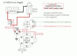 wiring diagram chevy hei distributor wiring diagram gm hei
