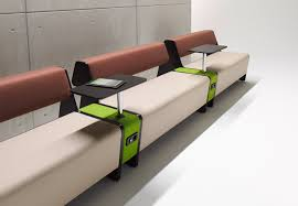 canapé de bureau banquette et canapé pour bureau musée salle d attente galerie d