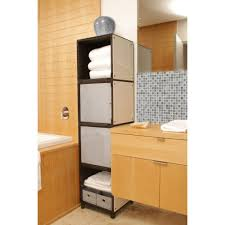 ideas bathroom linen tower for awesome bathroom cabinets